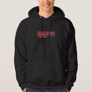 Ron Paul revolution - election president vote Hooded Sweatshirt