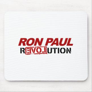 Ron Paul revolution - election president vote Mouse Pad