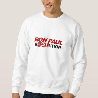 Ron Paul revolution - election president vote Sweatshirt