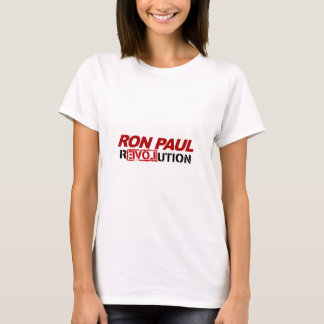 Ron Paul revolution - election president vote T-Shirt