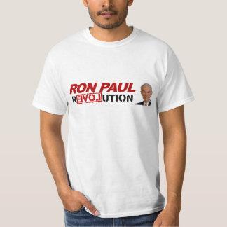 Ron Paul revolution - election president vote T-shirts