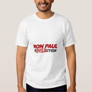Ron Paul revolution - election president vote T Shirts