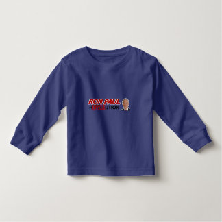Ron Paul revolution - election president vote Toddler T-Shirt