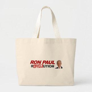 Ron Paul revolution - election president vote Bags