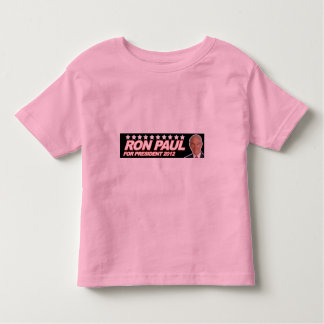 Ron Paul USA 2012 - election president vote T-shirts