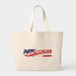 Ron PaulFor 2012 - election president vote Canvas Bag