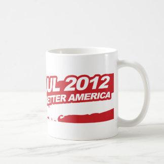 Ron PaulFor 2012 - election president vote Basic White Mug