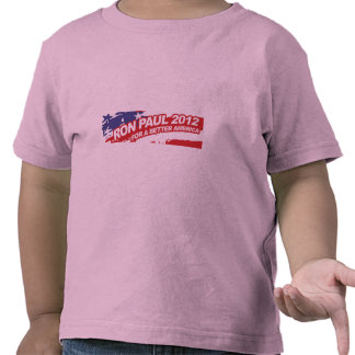 Ron PaulFor 2012 - election president vote Tee Shirts