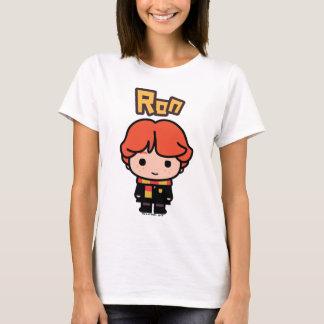 Ron Weasley Cartoon Character Art T-Shirt