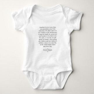 Ronald Reagan Baby Bodysuit
