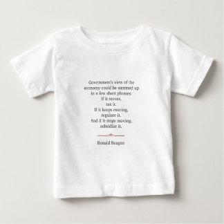 Ronald Reagan Quote Baby T-Shirt