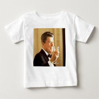 Ronald Reagan Toast Baby T-Shirt