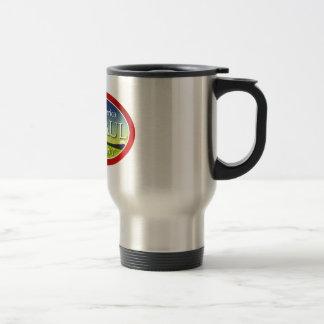 RonPaulFields oval lrg Coffee Mugs