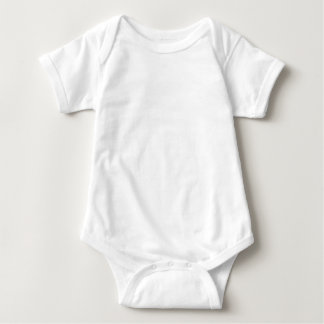 Room with a view decorative photograph urban livin baby bodysuit