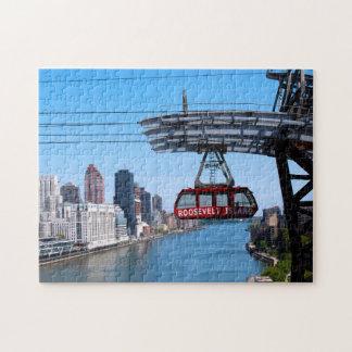 Roosevelt Island Tram Puzzle