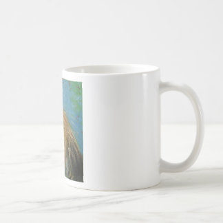 Rooster#393 Classic White Coffee Mug
