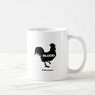 Rooster Blood Basic White Mug