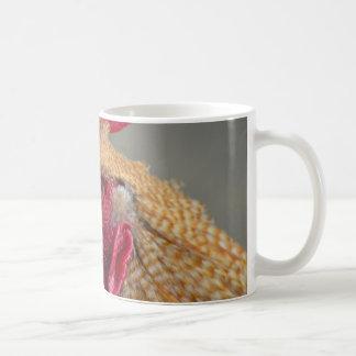 Rooster Chicken Coffee Mug