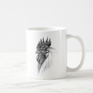 Rooster design by Schukina sk065 Coffee Mug
