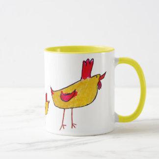 Rooster Mug