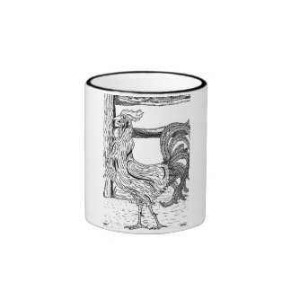 Rooster Ringer Mug