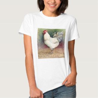 Rooster short sleeve tee
