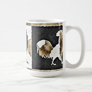 Rooster Vintage #2 - Mug