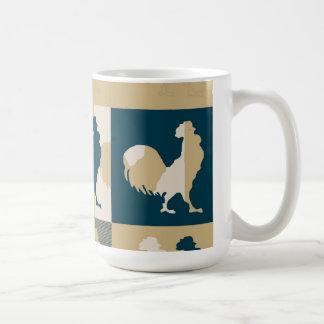 Rooster Vintage - Mug
