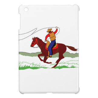 Roper in Action iPad Mini Covers