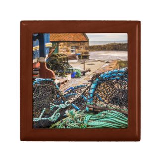 Ropes And Lobster Pots | Pittenweem, Scotland Gift Box