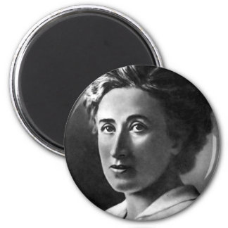 Rosa Luxemburg Magnet