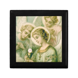 Rosary Box: My Soul Rends the Veil Gift Box