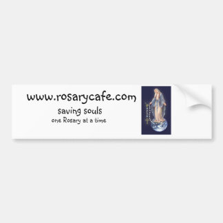 RosaryCafe Gift Items Bumper Sticker