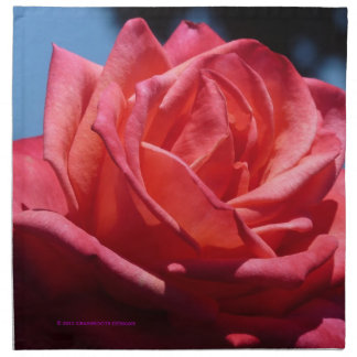 Rose American MoJo Cloth Napkins