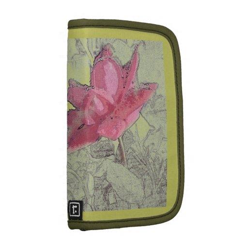 Rose Art Mini Folio Organizers