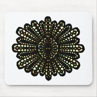 Rose Colored 3 The MUSEUM Zazzle Gifts Mouse Pad