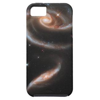 Rose Galaxy Tough iPhone 5 Case