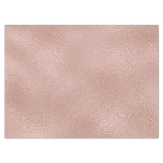 Rose Gold Tissue Paper