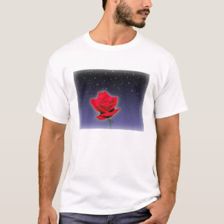 Rose in the night T-Shirt
