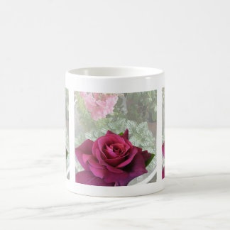 Rose ~ Intrigue ~ Snap Dragons Coffee Mug