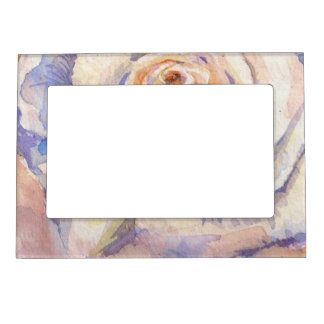 Rose Magnetic Photo Frame