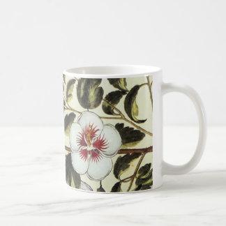 Rose Mallow Coffee Mug