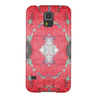 rose pattern galaxy s5 case