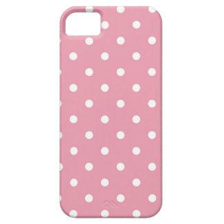 Rose Pink Template iPhone 5 Covers