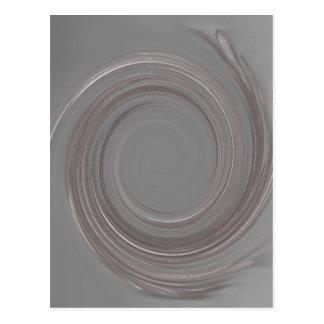 Rose Quartz Swirl Postcard