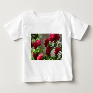 rose,red rose baby T-Shirt