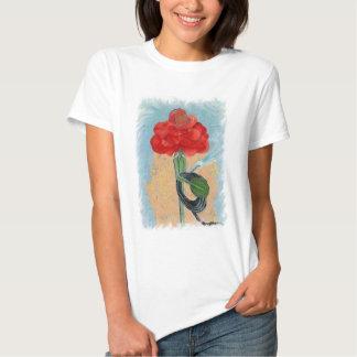 Rosegifts Fireman Rose T-shirt
