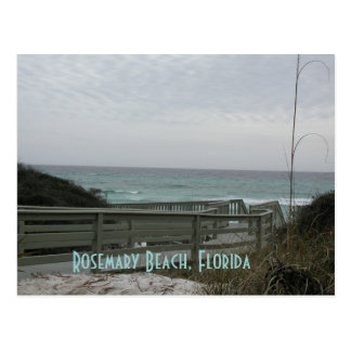 Rosemary Beach Boardwalk Postcard