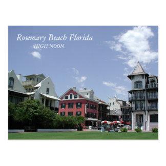 Rosemary Beach High Noon Postcard