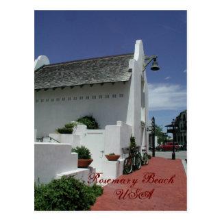 Rosemary Beach Post Office Postcard